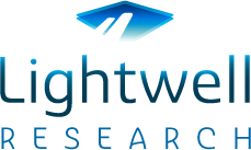 Lightwell Research logo